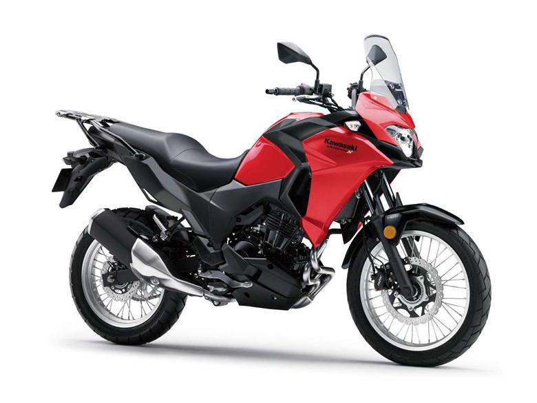 2018 Kawasaki Versys-X 300 ABS Adventure Bike