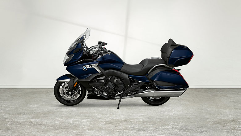 2019 BMW K 1600 Grand America Touring Bike Review Specs