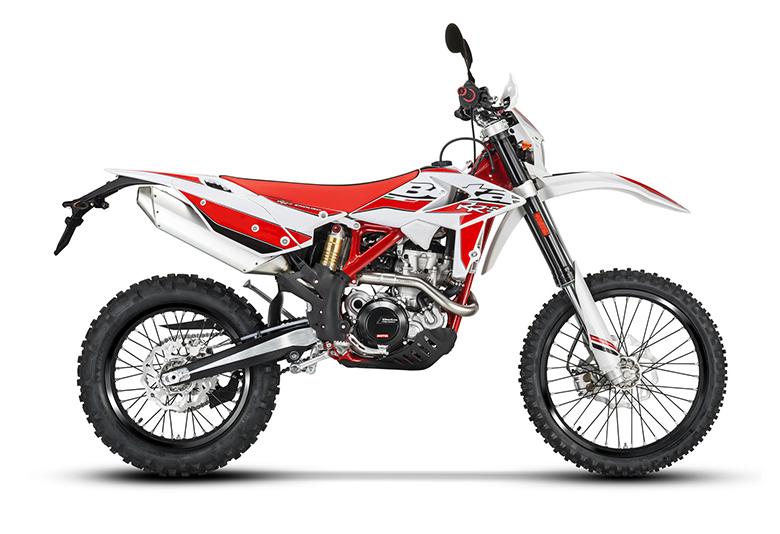 Beta 500 RR-S 2018 Powerful Dirt Bike