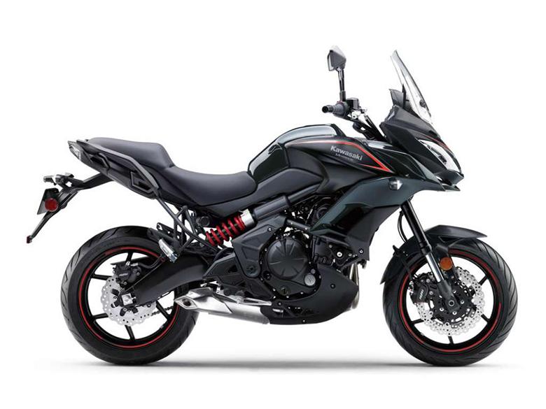Kawasaki 2018 Versys 650 ABS Adventure Bike