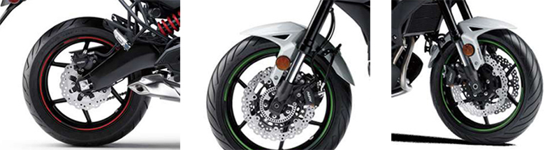 Kawasaki 2018 Versys 650 ABS Adventure Bike Specs