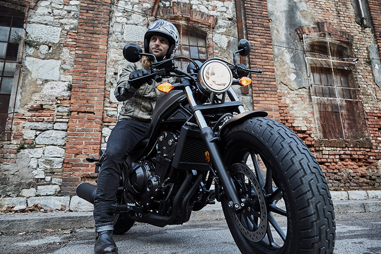 2018 Honda Rebel 500 Cruiser