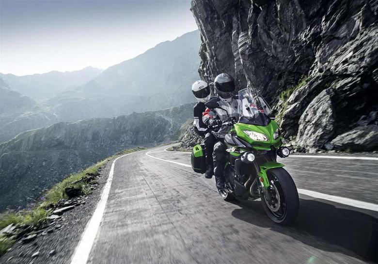 2018 Kawasaki Versys 650 ABS LT SE Adventure Motorcycle