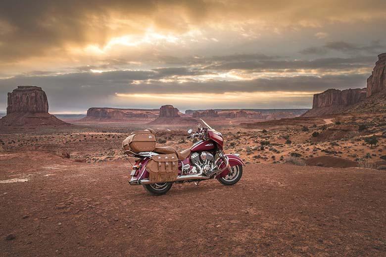 2018 Roadmaster Classic Indian Touring Bike