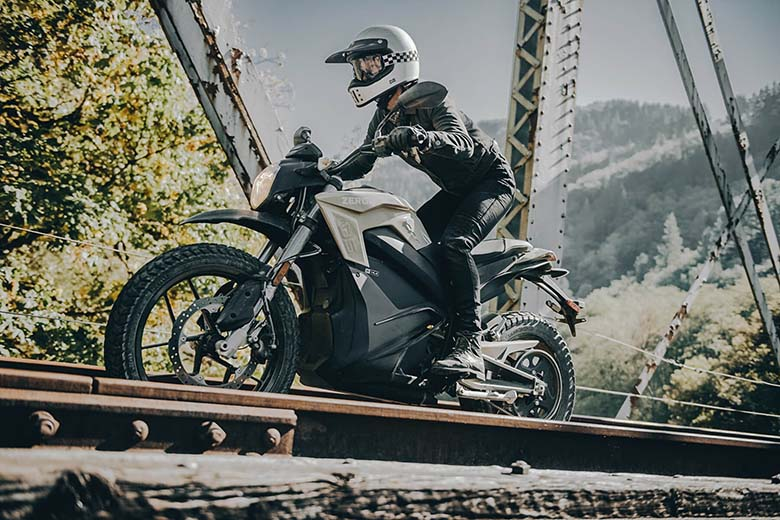 2019 DS Zero Electric Enduro Bike