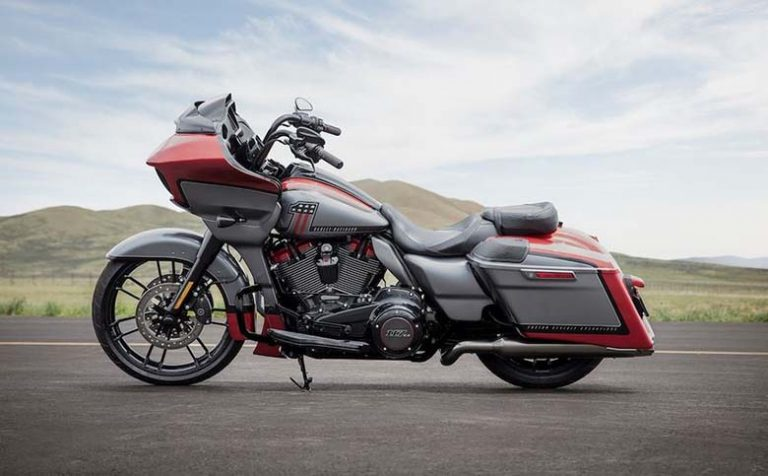 Harley-Davidson 2019 CVO Road Glide Motorcycle Review Price