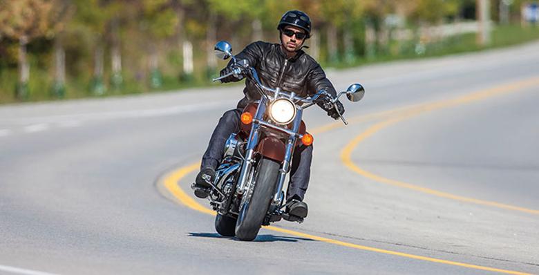 2018 Shadow Aero Honda Cruising Bike