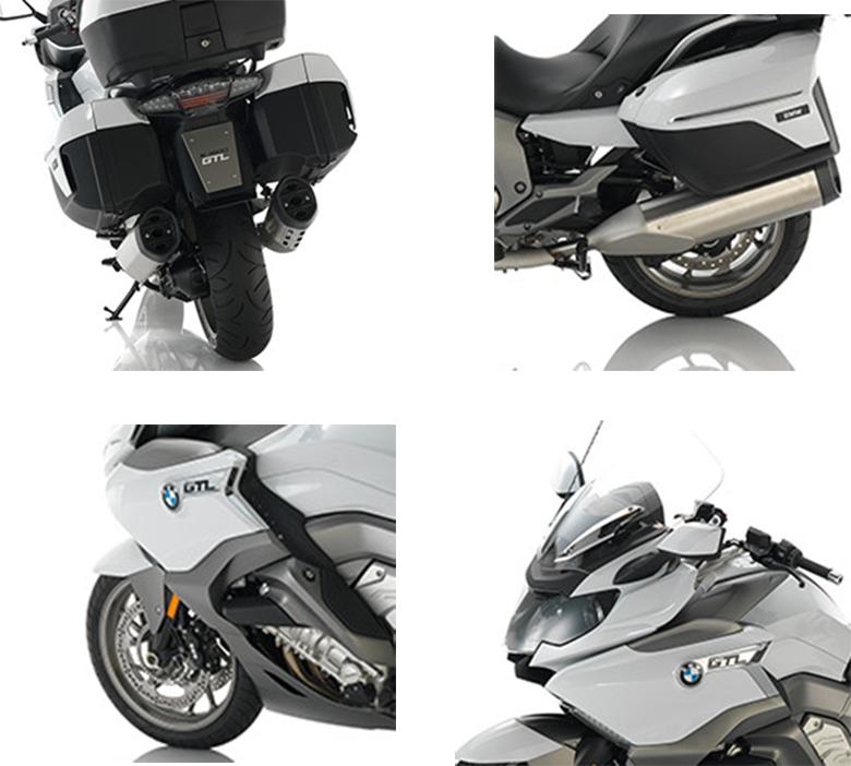 2019 K 1600 GTL BMW Touring Motorcycle Specs