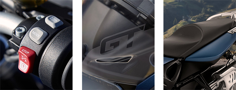 BMW 2019 F 800 GT Touring Bike Specs