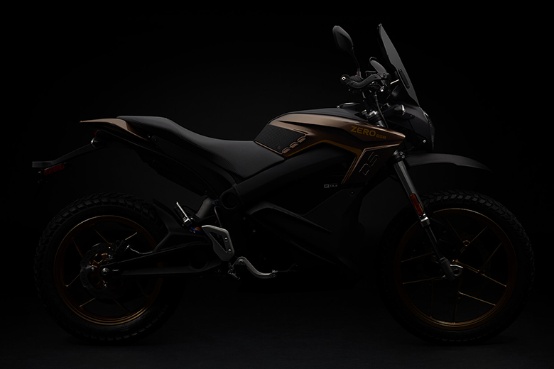 DSR 2019 Zero Electric Enduro Motorcycle