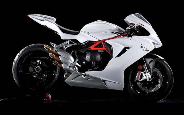 F3 675 2018 MV Agusta Sports Bike