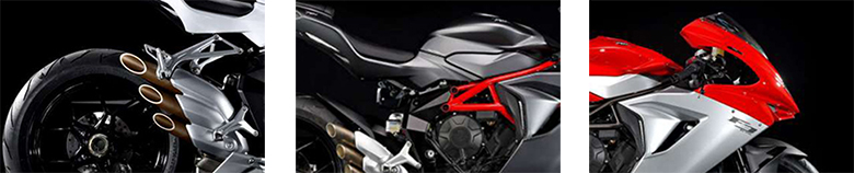 F3 675 2018 MV Agusta Sports Bike Specs