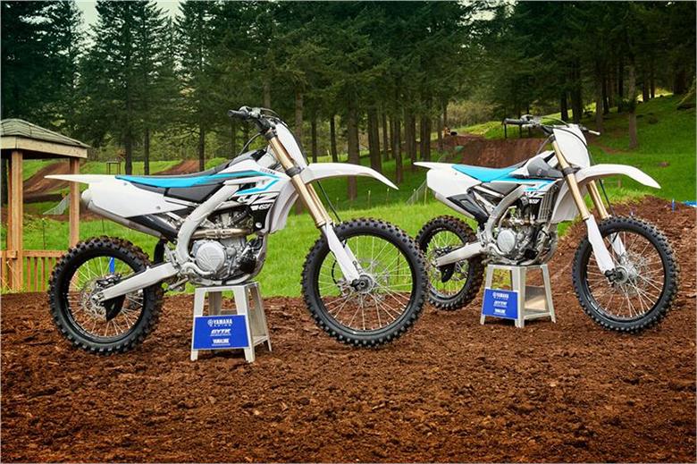 Yamaha YZ250F 2018 Powerful Dirt Bike