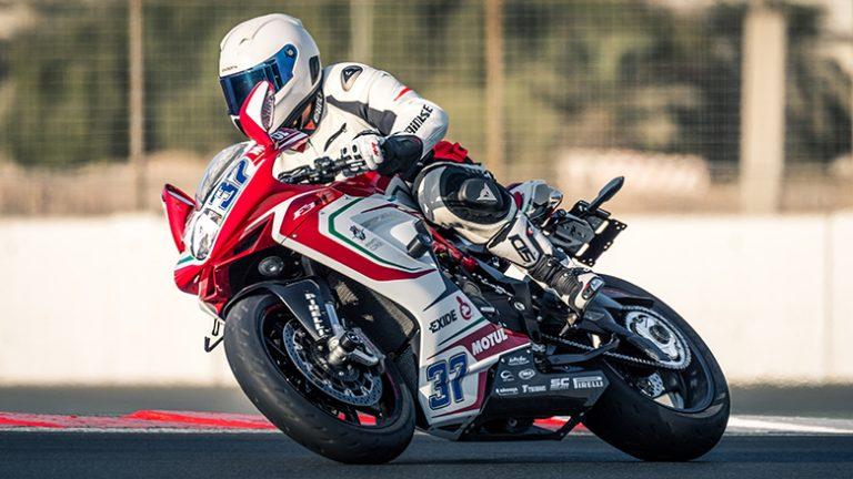 2018 F3 675 RC MV Agusta Heave Bike Review Specs