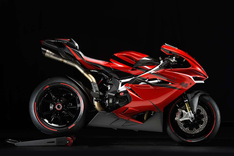 2018 F4 LH44 MV Agusta Powerful Sports Bike