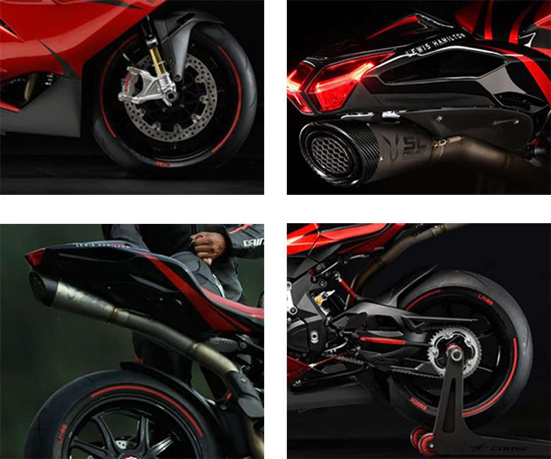 2018 F4 LH44 MV Agusta Powerful Sports Bike Specs