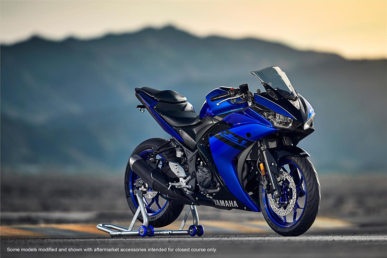 2018 Yamaha YZF-R3 SuperSports Bike