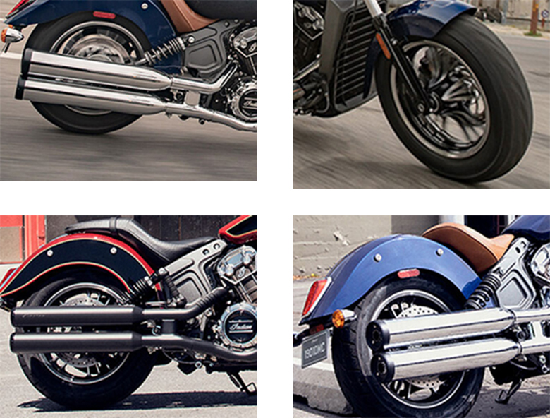 2019 Indian Scout Cruisers Specs