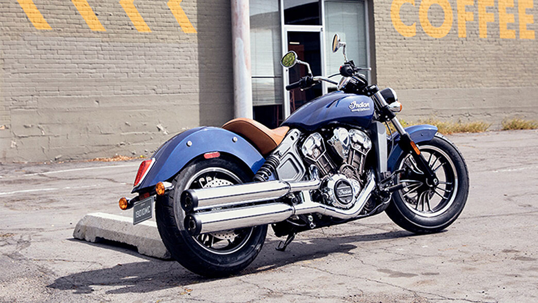 2019 Indian Scout Cruisers