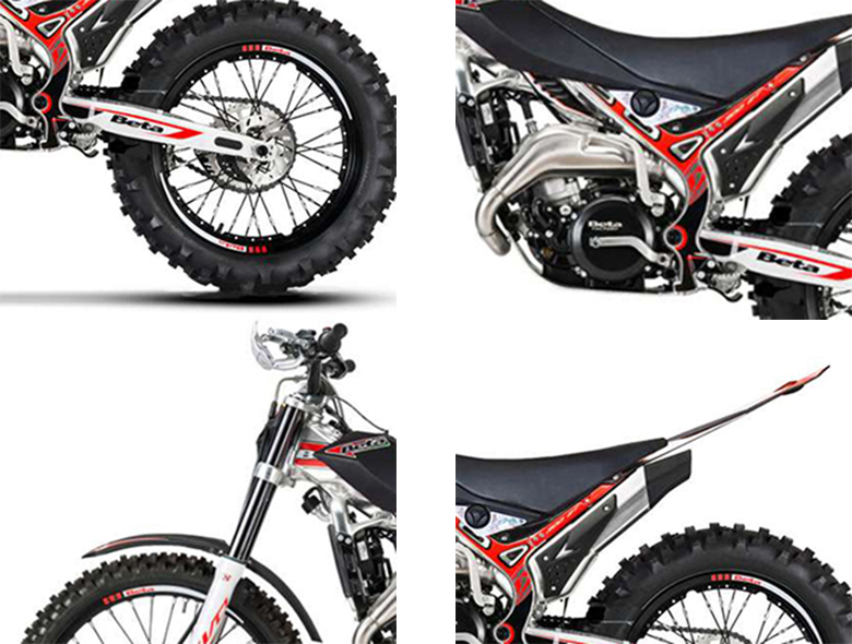 Beta EVO 300 2018 Sports Dirt Motorcycle Specs
