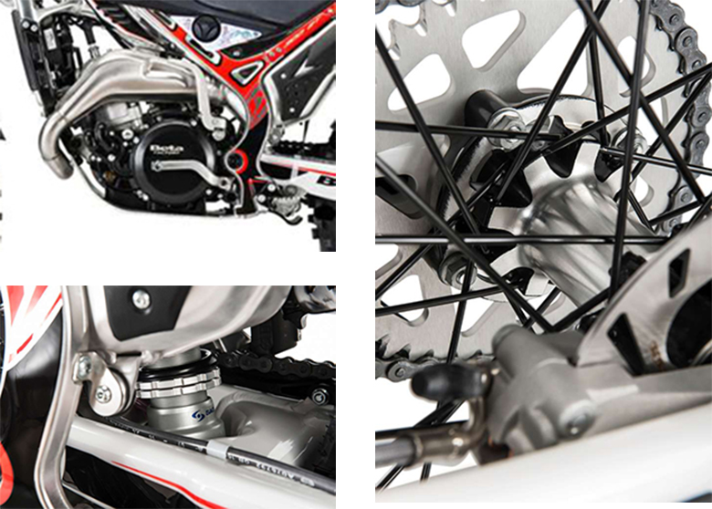 Beta EVO 300 4T 2018 Sports Dirt Motorcycle Specs