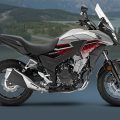 CB500X 2018 Honda Adventure Motorcycle
