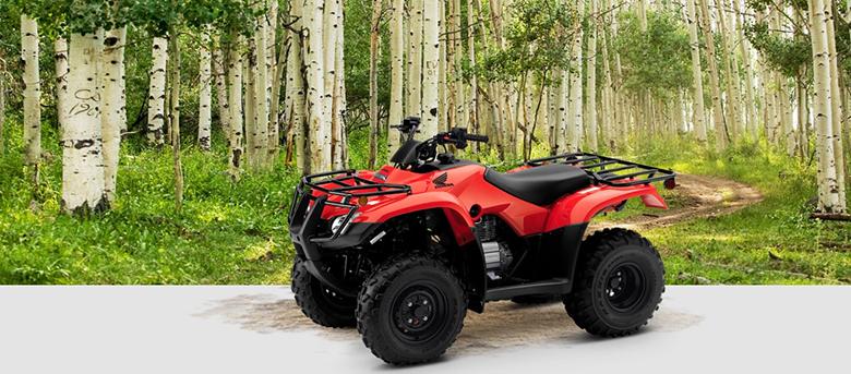 Honda 2019 FourTrax Recon Utility ATV