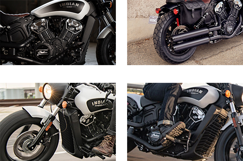 Indian 2019 Scout Bobber Cruisers Specs