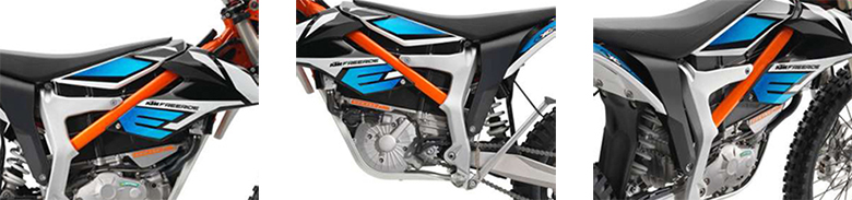 KTM 2018 Freeride E-XC Electric Dirt Specs