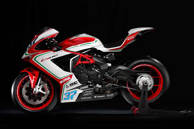 MV Agusta F3 800 RC 2018 Powerful Sports Bike