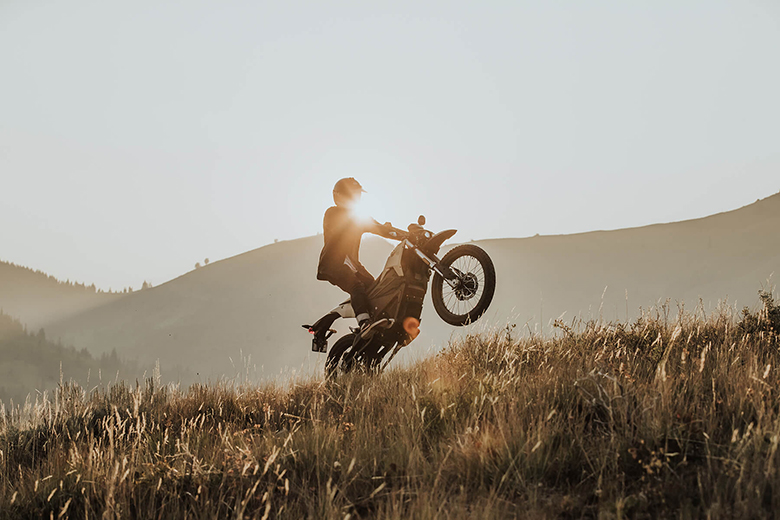 Zero 2019 FX Electric Adventure Bike