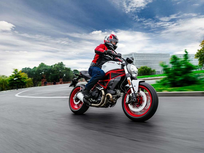 2018 Ducati Monster 797 Naked Urban Motorcycle Review Price
