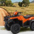 2019 FourTrax Foreman 4X4 Honda Utility ATV