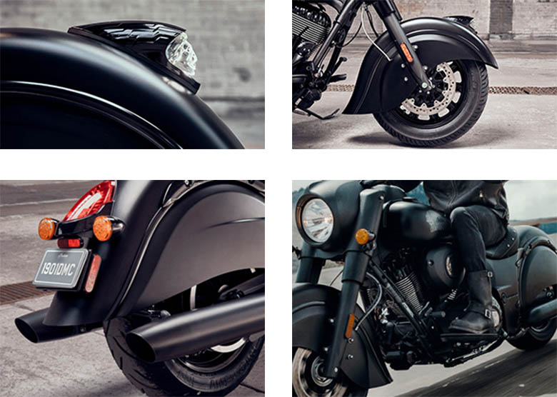 2019 Indian Chief Dark Horse Cruisers Specs