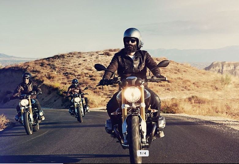 2019 R nineT BMW Heritage Motorcycle