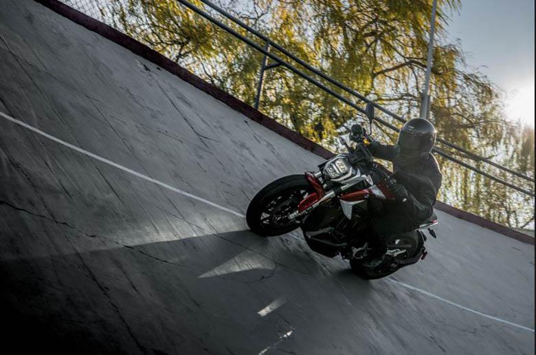 2020 Zero SR/F Sports Electric Motorcycle
