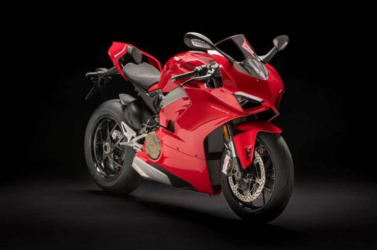 Ducati 2018 Panigale V4 Sports Bike Specs Review