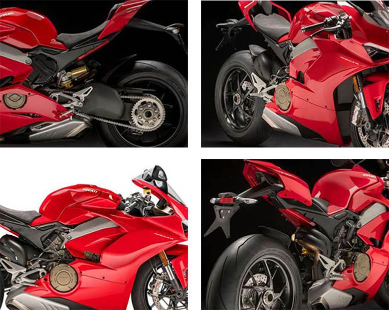Ducati 2018 Panigale V4 Sports Bike Specs