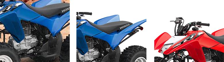 Honda 2019 TRX250X Sports ATV Specs