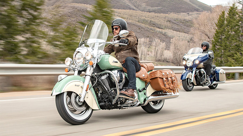 Indian Chief Vintage 2019 Cruisers