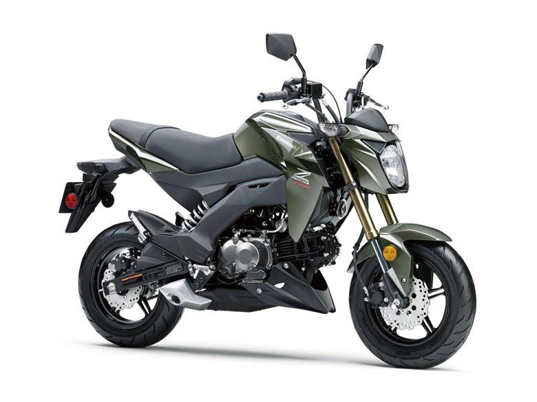 Kawasaki Z125 Pro 2018 Sports Street Bike