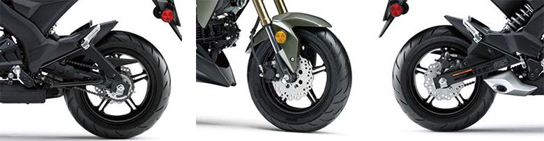 Kawasaki Z125 Pro 2018 Sports Street Bike Specs