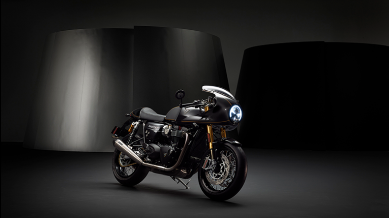 Thruxton TFC 2019 Triumph Sports Classic Motorcycle Review Price