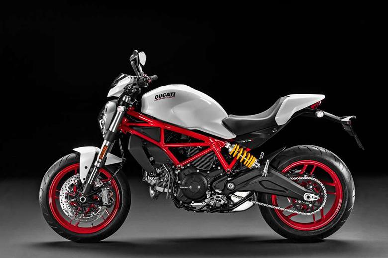 Ducati 2018 Monster 797 Plus Naked Street Bike