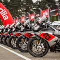 RS125 2018 Aprilia Urban Heavy BikeRS125 2018 Aprilia Urban Heavy Bike