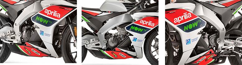 2018 RS125 Replica GP Aprilia Sports Bike Specs