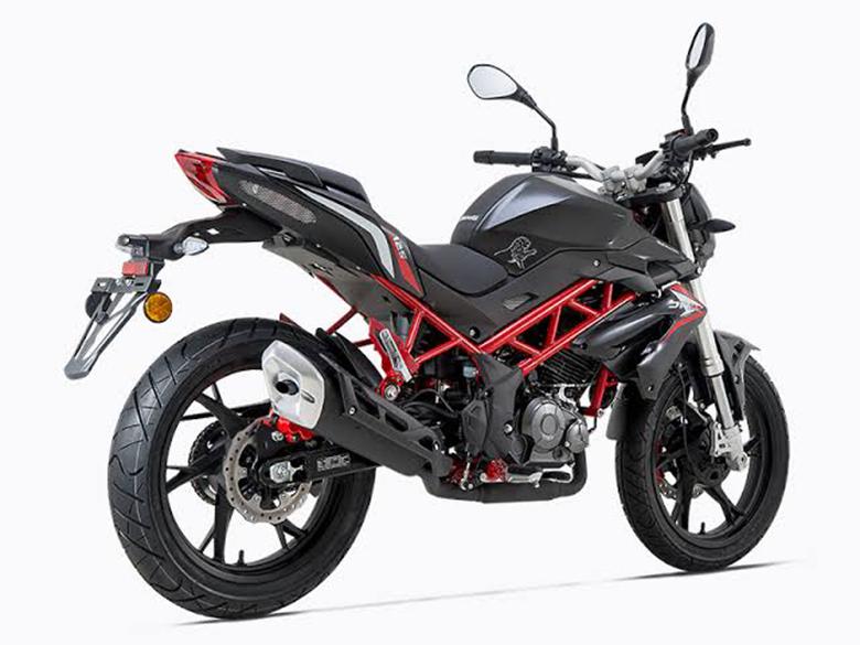 2019 Benelli BN 125 Naked Bike
