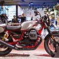 2019 Moto Guzzi V7 III Racer Motorcycle