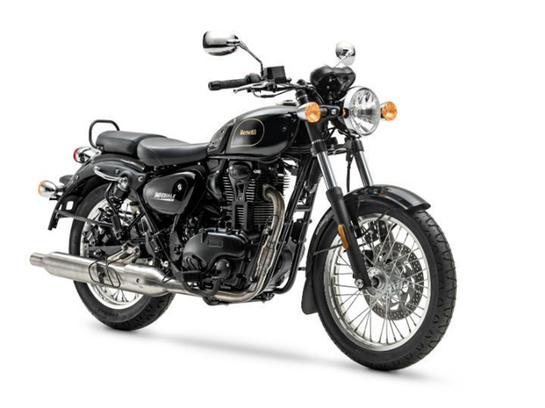 Benelli 2019 Imperiale 400 Classic Motorcycle Review Specs