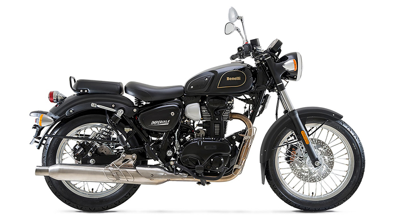Benelli 2019 Imperiale 400 Classic Motorcycle